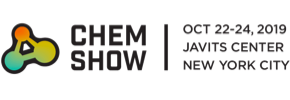 The 2019 CHEM SHOW logo